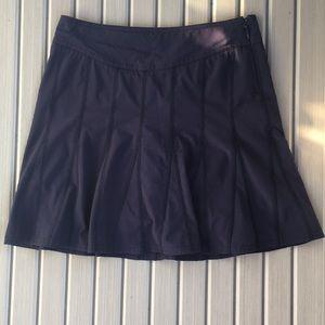 Athleta- Navy Blue Skort Size 0